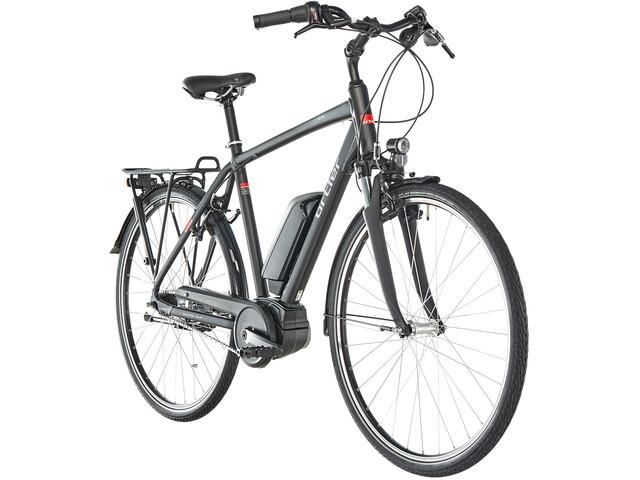 Ortler Wien E-citybike 7-trins sort | City-cykler